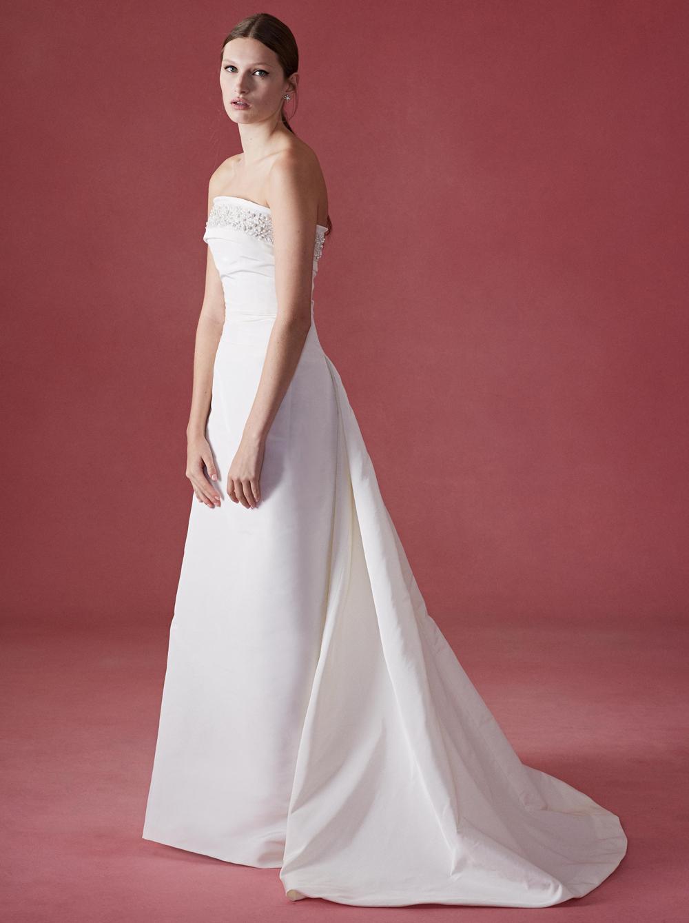 See Oscar De La Rentas Fall 2016 Wedding Dress Collection In Its Entirety