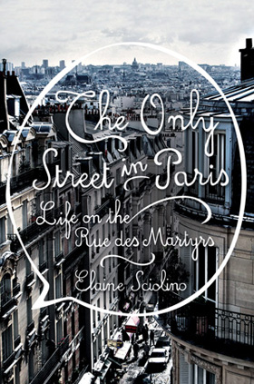 A potluck for the only street in paris huffpost for Restaurant miroir montmartre