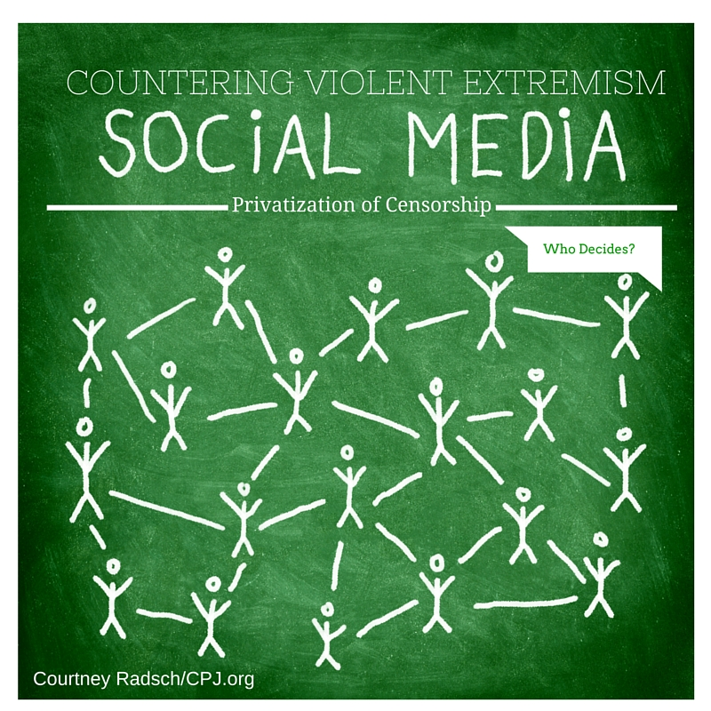 use of media by extremists Terrorist use of social media should not be surprising to anyone  extremists  have found social media and they are not going to stop using it anytime soon.
