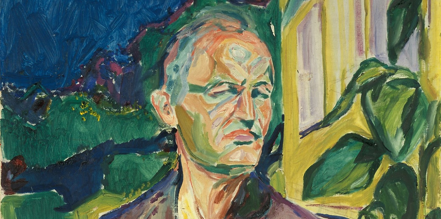 Conversations With Artists From the Past. Edvard Munch | HuffPost