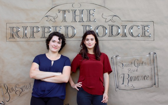 Interview with :   Sisters Leah and Bea Koch, Founders of The Ripped Bodic
