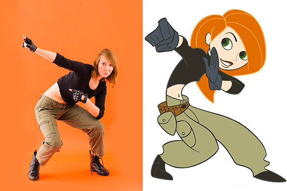 6 Halloween Costumes For Redheads