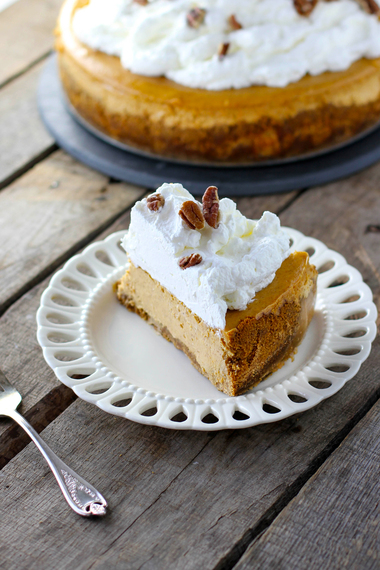Cheesecake Factory Pumpkin Cheesecake is one of the best things about ...