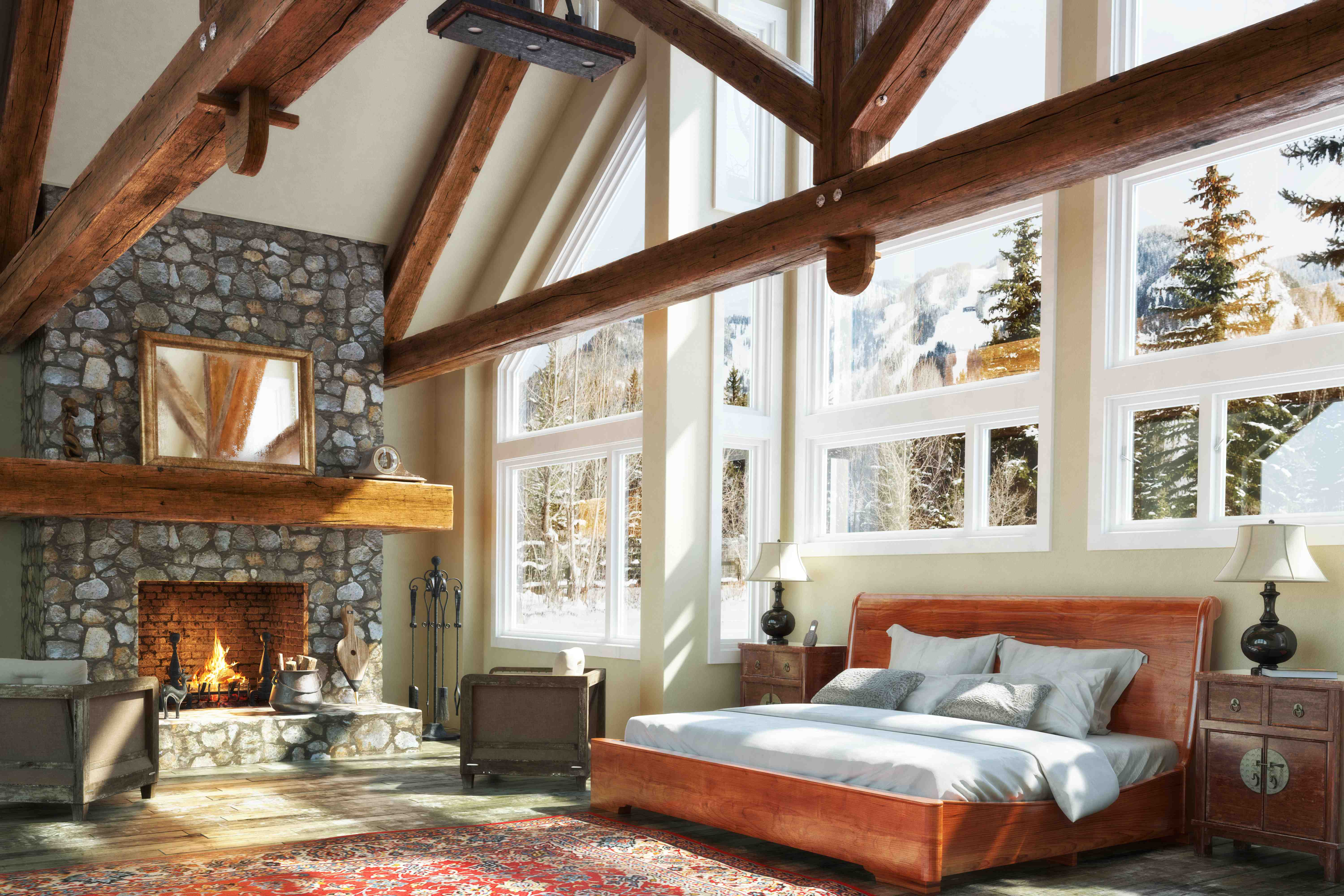 5 Simple Ways to Create a Cozy Cabin This Fall