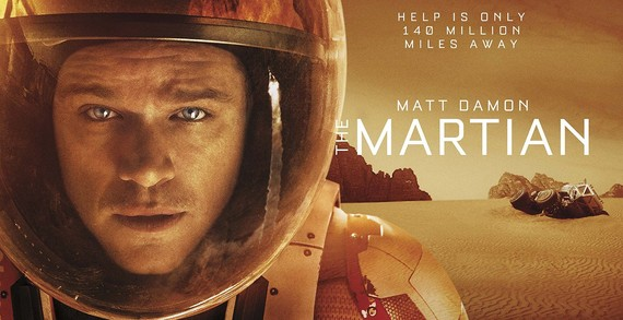 the martian movie synopsis