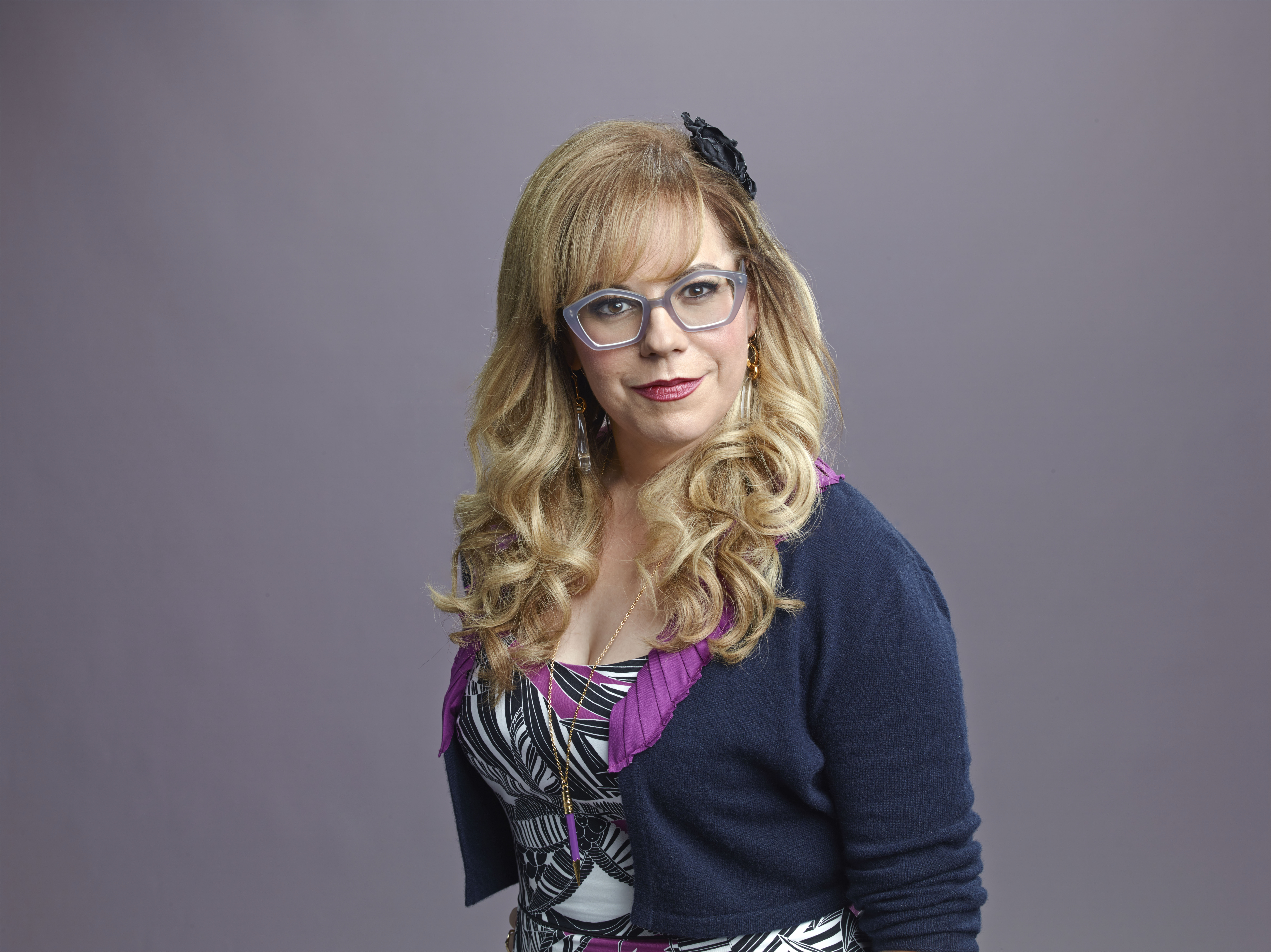 Criminal Minds Star Kirsten Vangsness Embraces Her Inner