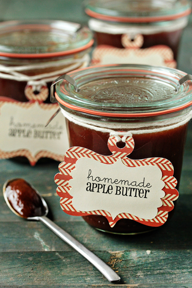 Set It And Forget Slow Cooker Apple Butter | HuffPost