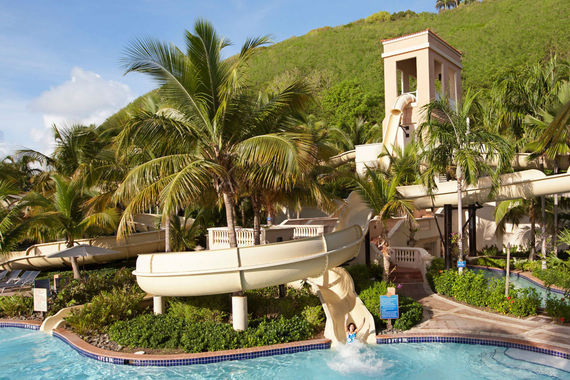 Most Amazing Family Friendly Pools In The Caribbean Huffpost