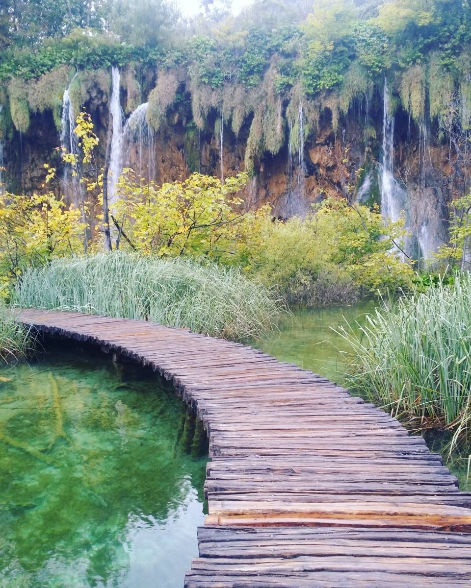 Magical Places In Croatia: How Plitvice Lakes Made Me Believe In Fairies