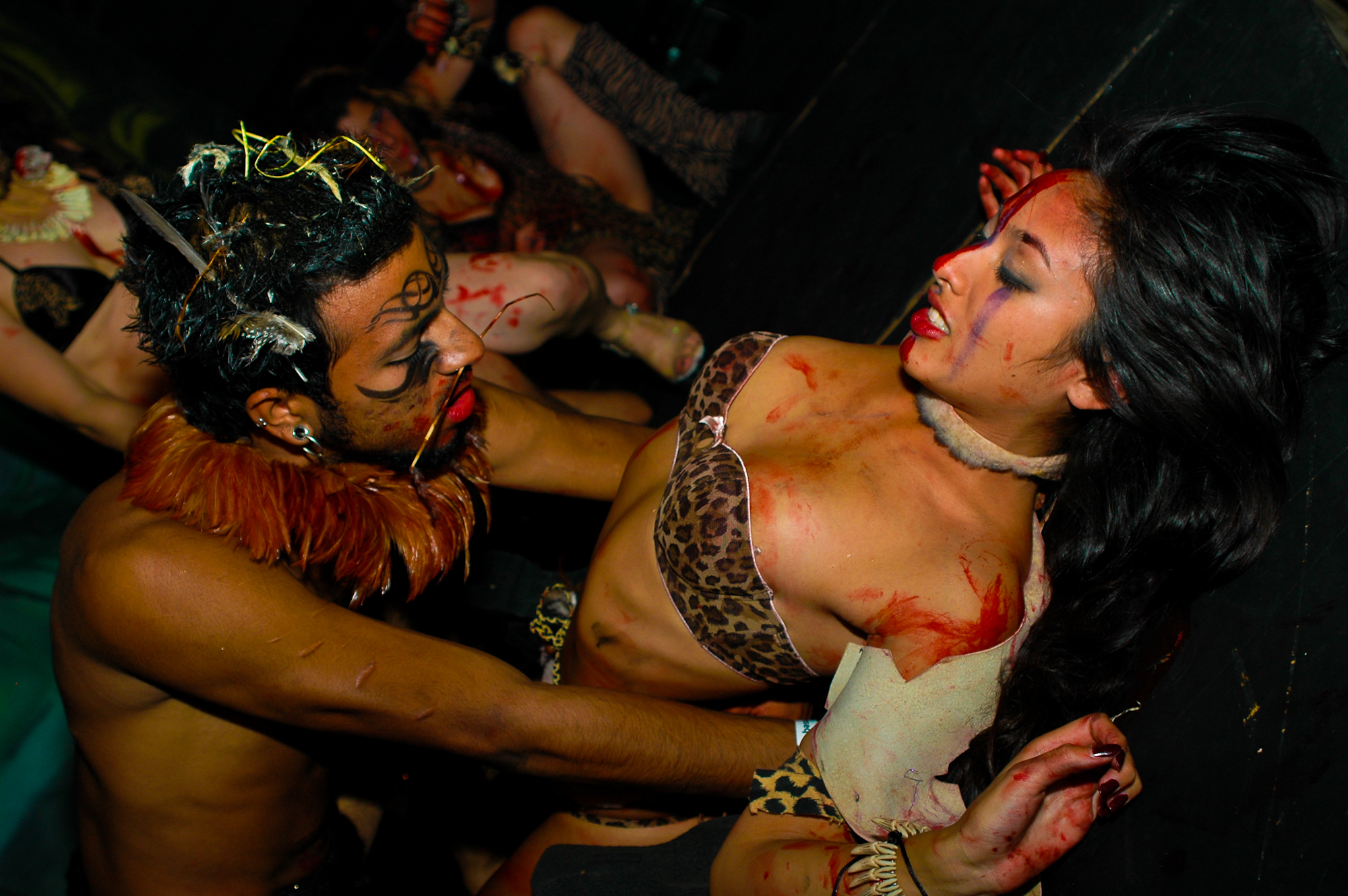 Erotic toga party pictures