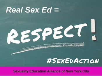 Sex education new york city