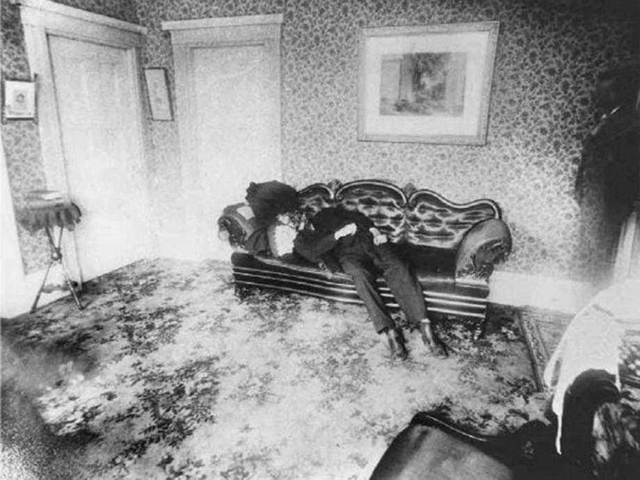 Autopsy Room Haunted House