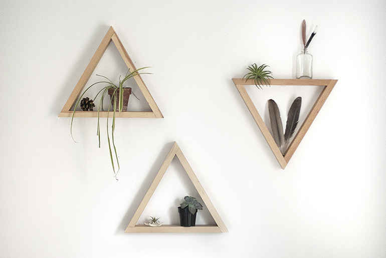 Quick, Easy DIY Shelves That'll Solve Your Storage Woes | The ...