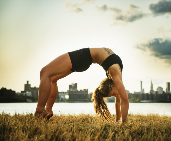 The 4 Most Dangerous Yoga Poses Seriously