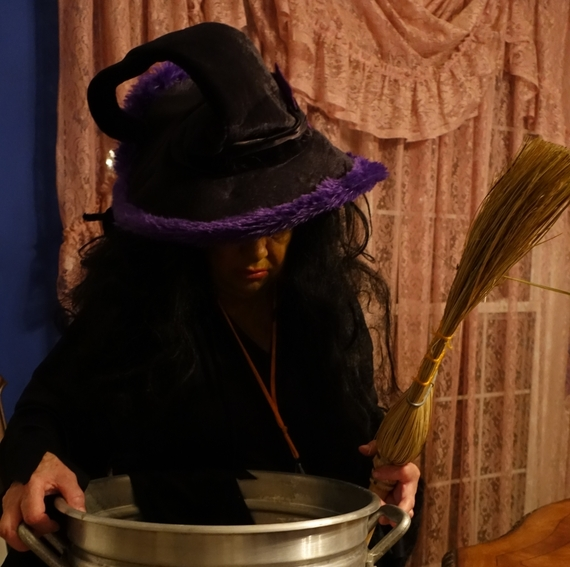 The Neuroscience of Witches | HuffPost