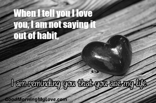 Sweet Love Quotes For Him Pleasing 35 Cute Love Quotes For Him From The Heart  Huffpost