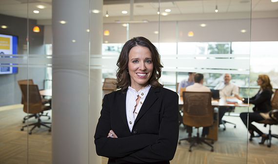 Interview With :    Ashley Goldsmith, Chief Human Resources Officer at Workday