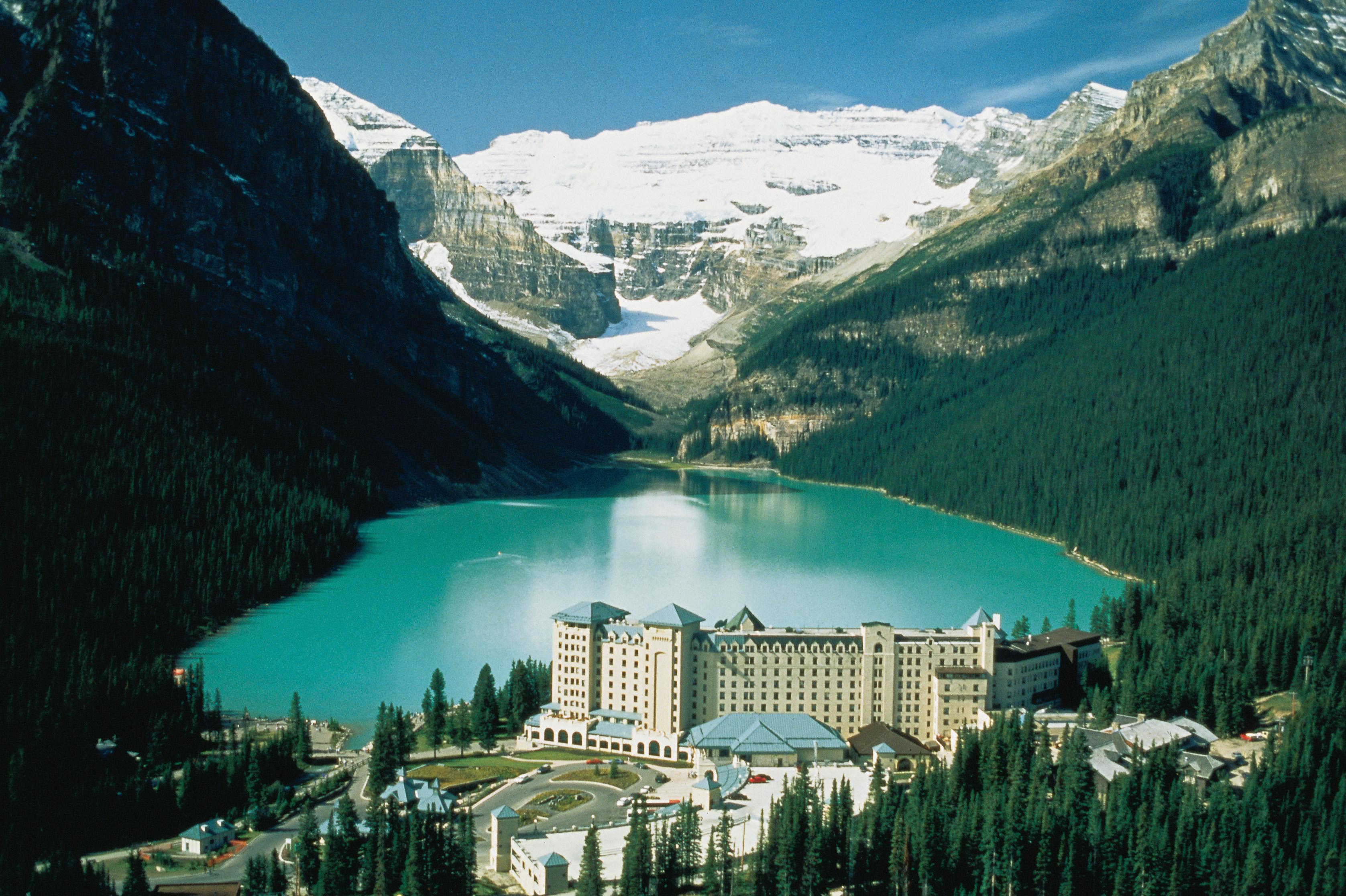 Hotels Near Fairmont Chateau Lake Louise