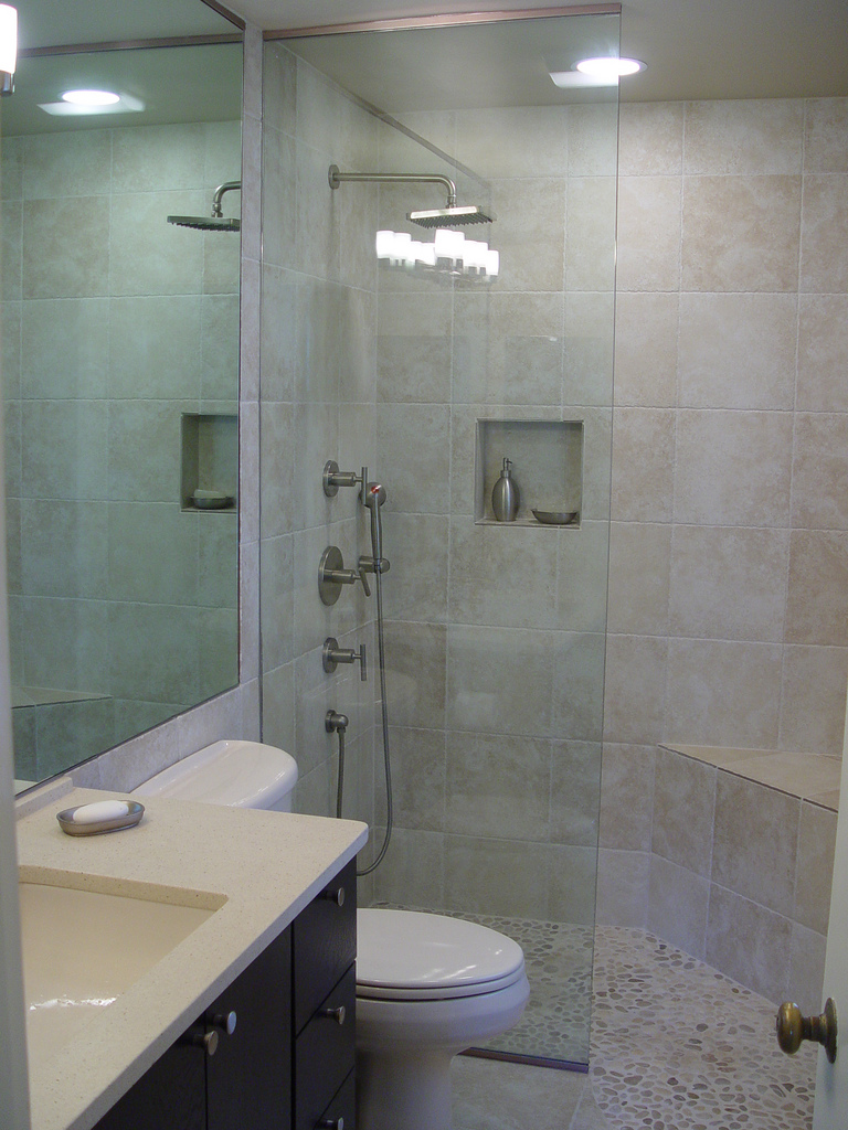 5 gross things in your shower, and what to do about them