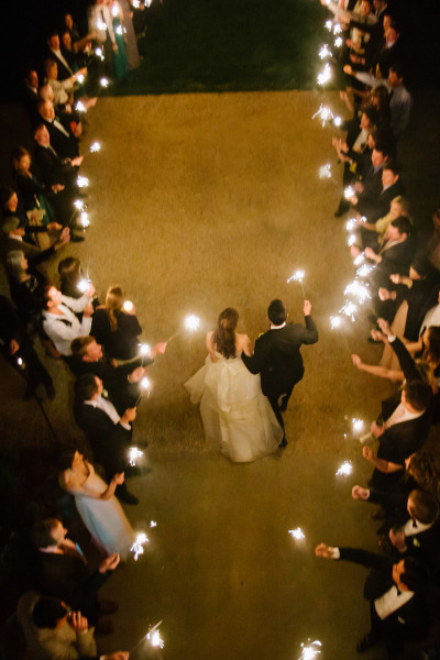 Wedding Photography Sparklers: 10 Wedding Sparkler Send-Offs That Are Nothing Short Of
