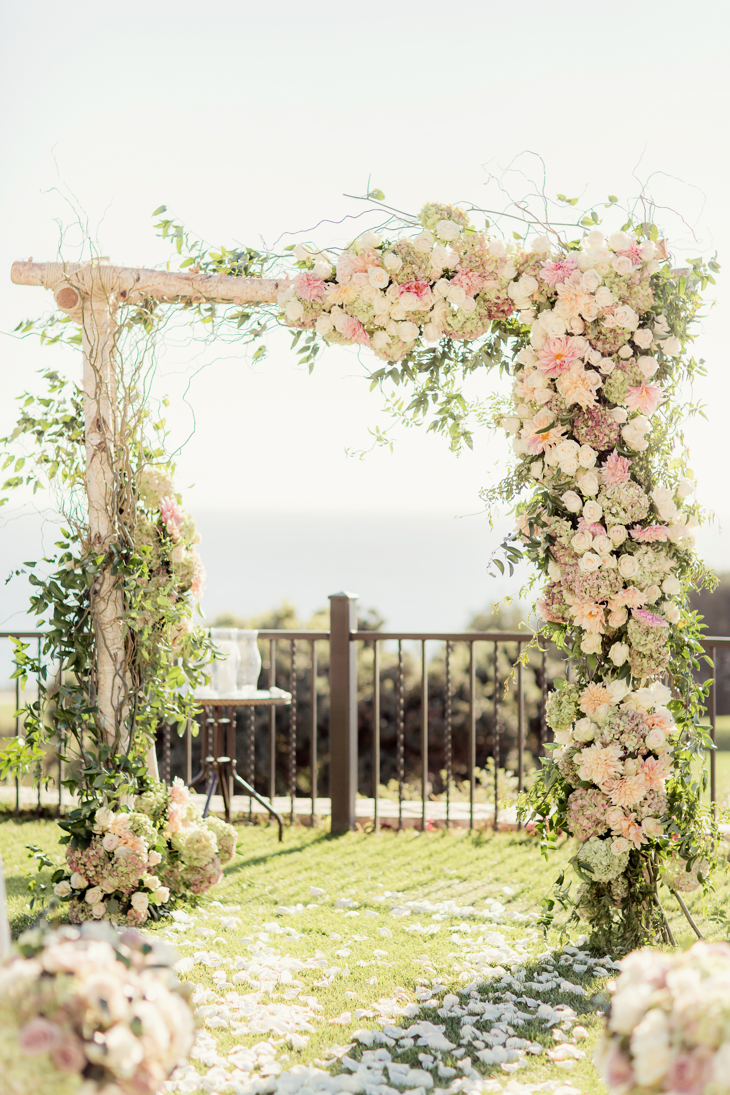8 Amazing Chuppahs To Inspire Your Wedding Ceremony