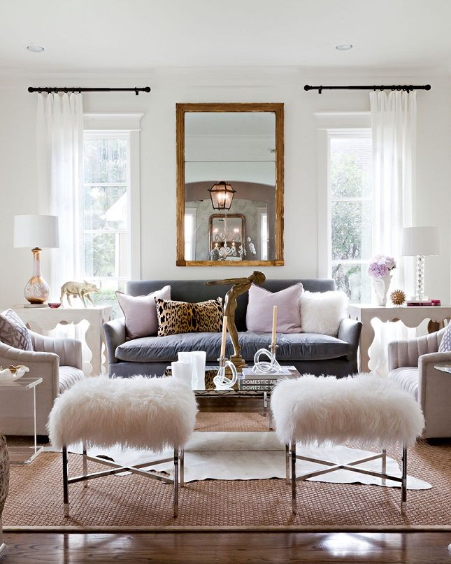 6 Ways To Properly Arrange Furniture And Make Your Room Look ...