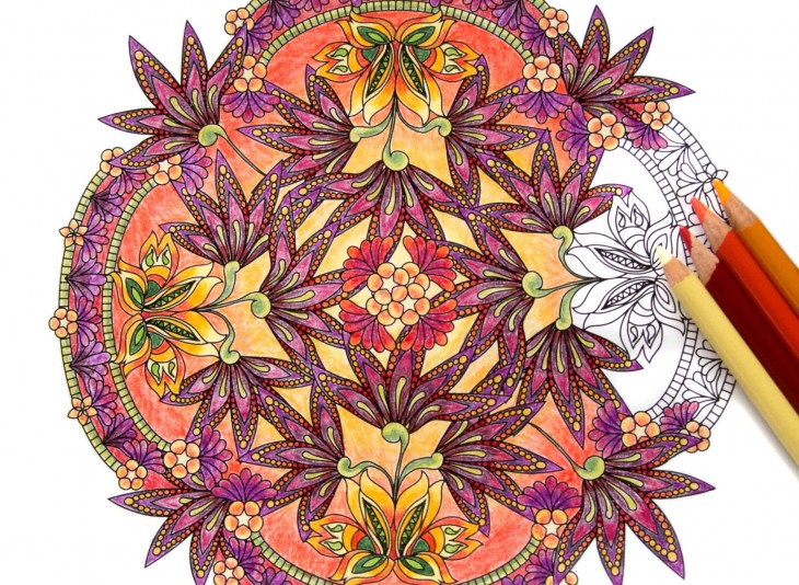 8 Amazing Coloring Books For Adults to Challenge the Artist in You