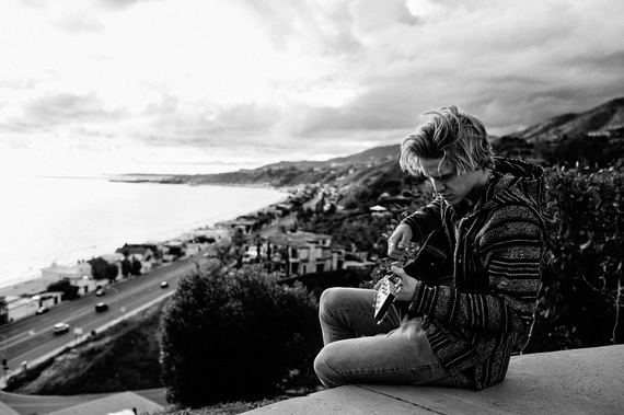 Interview with :    Cody Simpson, Musician on His Work With Movember