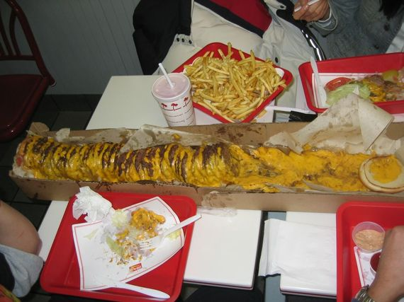 In N Out Menu >> The Ultimate Guide To Hacking The In N Out Menu Huffpost