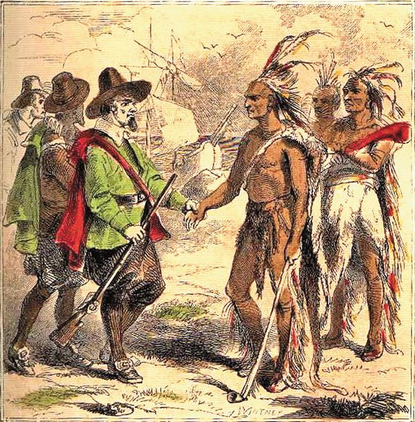native american and pilgrim relationship counseling