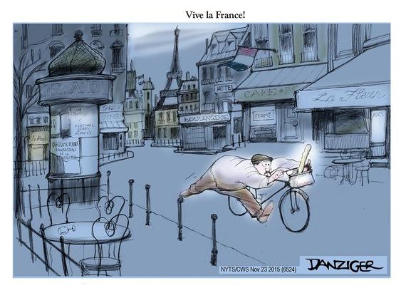 Vive La France...