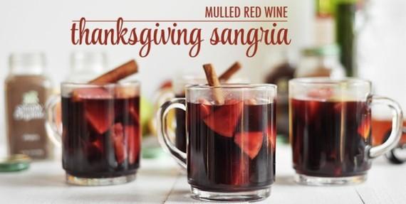 mulled red wine sangria
