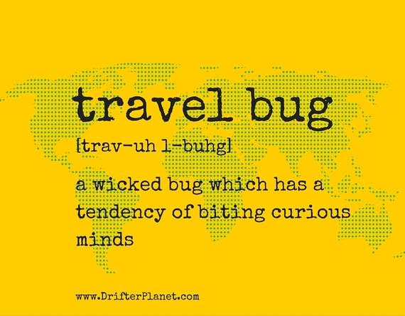Image result for travel bug