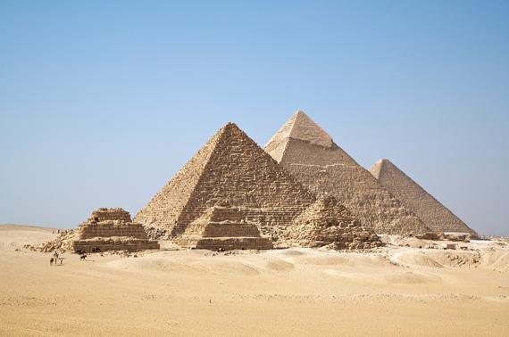 AllGizah Pyramids