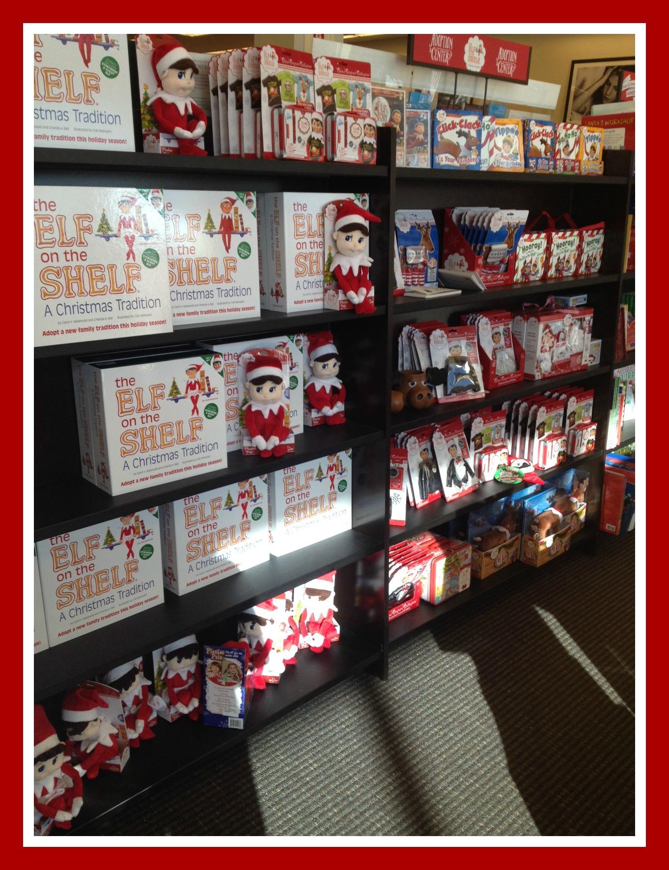 The Elf Belongs on the Top Shelf   HuffPost