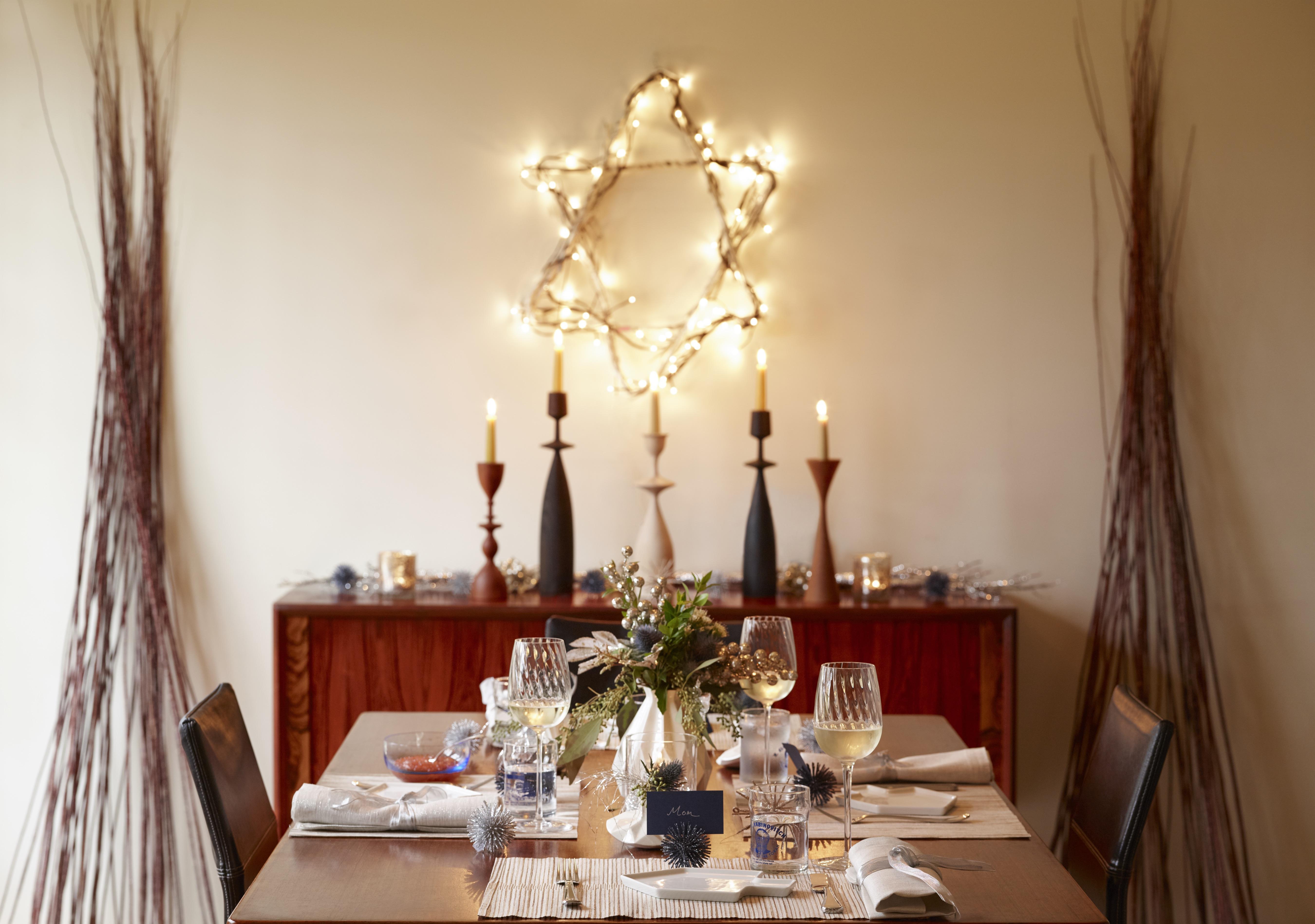 Hanukkah ornaments for a tree - 2015 12 01 1448933988 8265440 Hanukkah_table1 Jpg