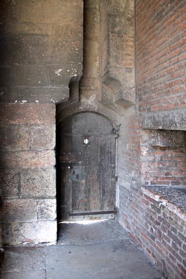 Puerta antigua de Verona