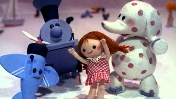 What S Wrong With Doll On The Island Of Misfit Toys