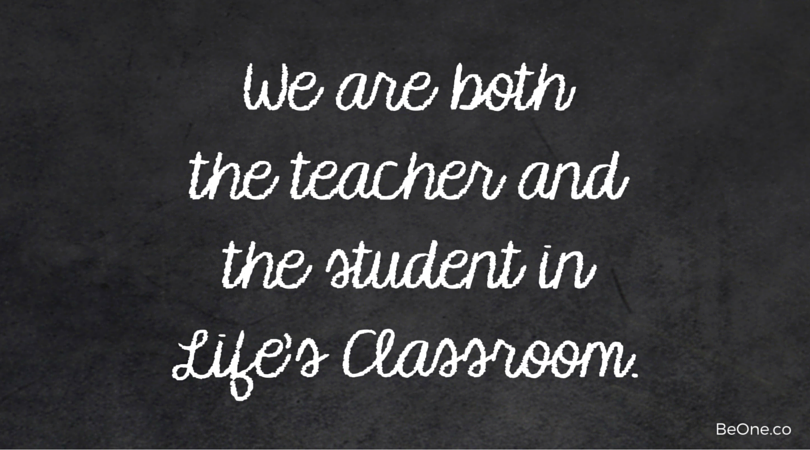 Being the Teacher and the Student in Life's Classroom | HuffPost