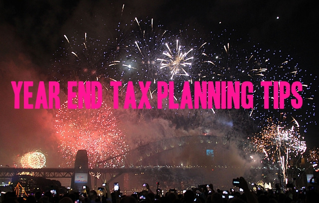 year end tax planning tips instantly discover what you