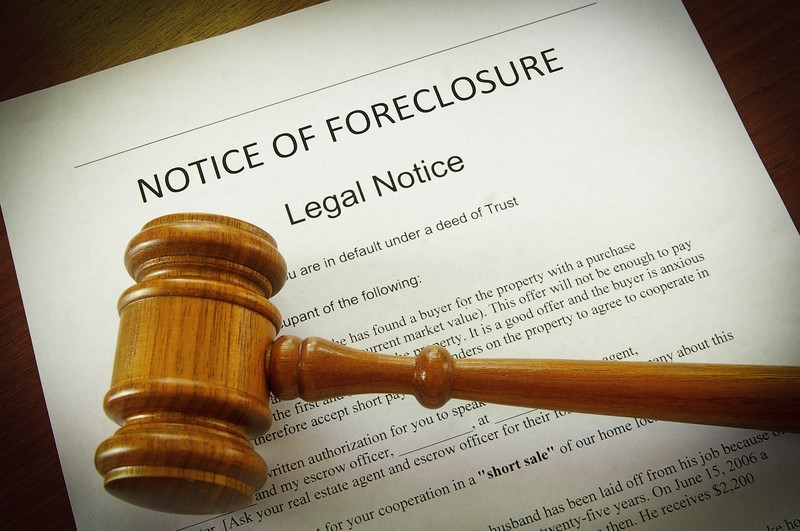 Foreclosure 101 for the New Investor