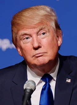 Donald Trump by Michael Vadon [CC BY-SA 2.0], via Wikimedia Commons
