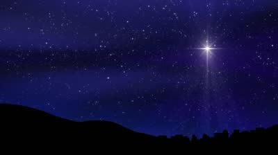 christmas night sky clipart - photo #29
