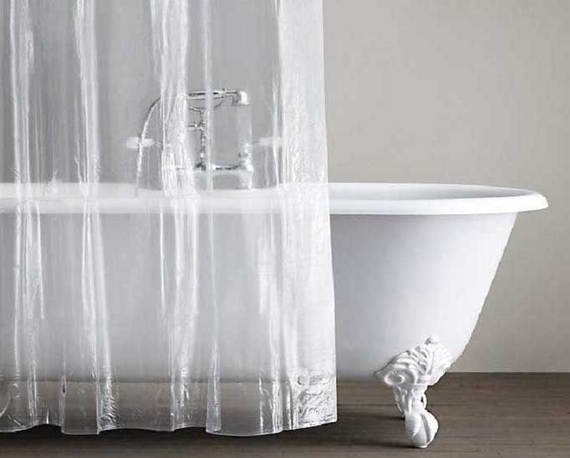 Beautiful How To Clean A Shower Curtain Liner Huffpost
