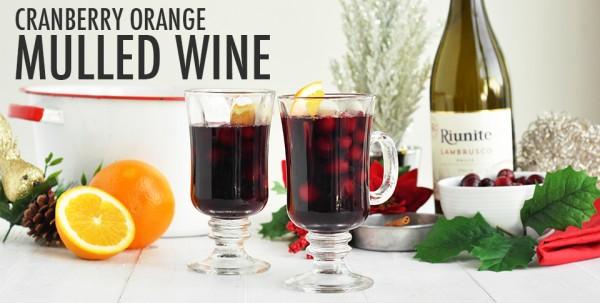 Mulled Red Wine Sangria Recipe — Dishmaps