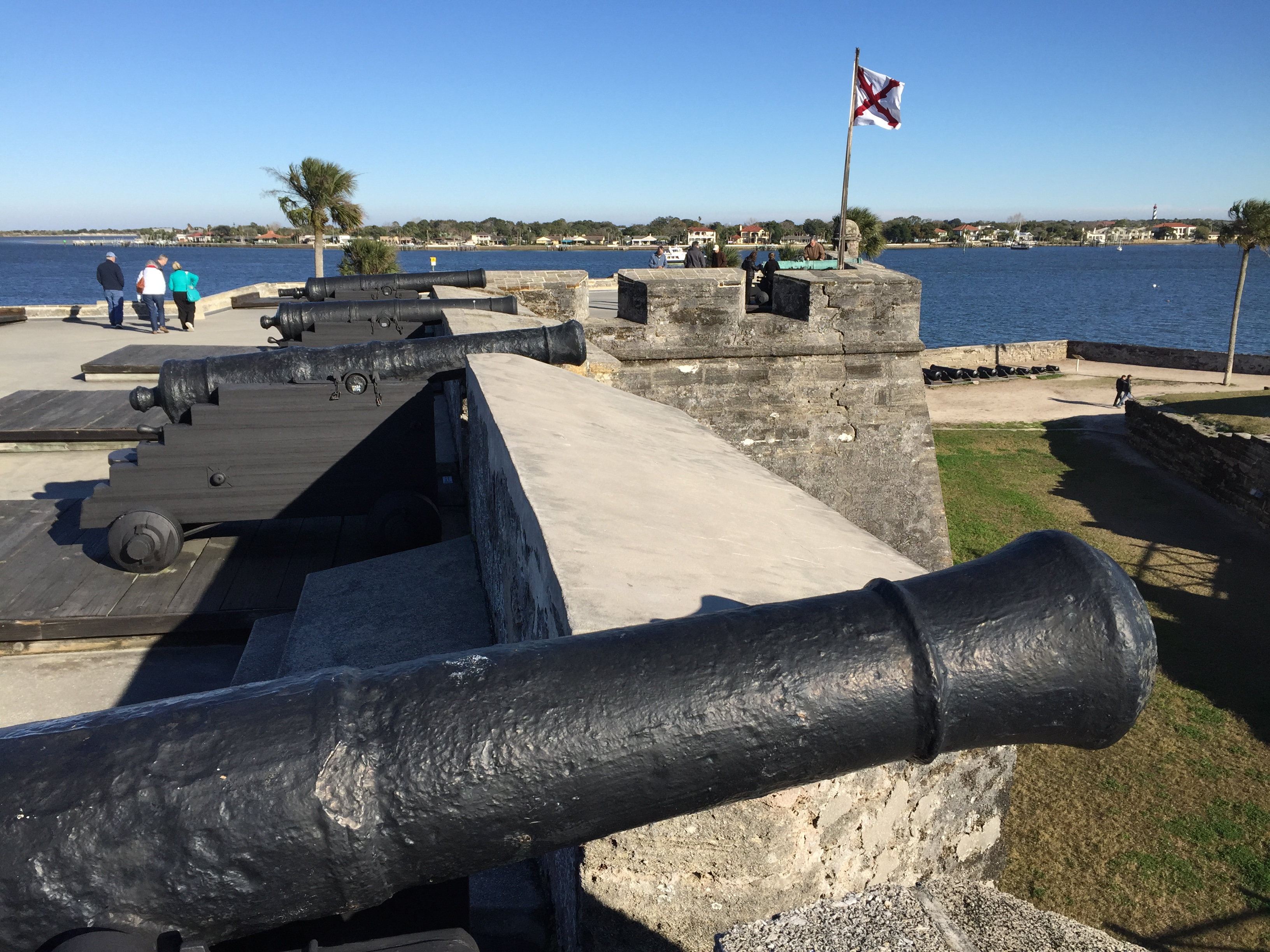 St Augustine The Town Built To Fight Pirates HuffPost - Pirate museums in the us