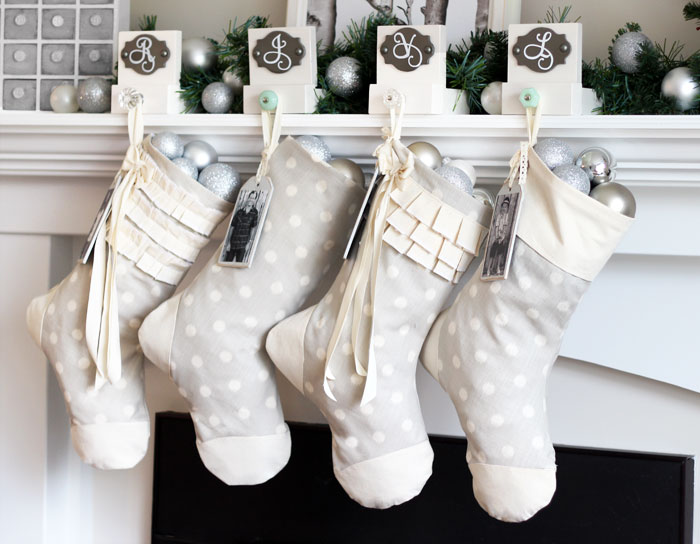 9 Ways To Diy Your Own Holiday Stockings Huffpost Life