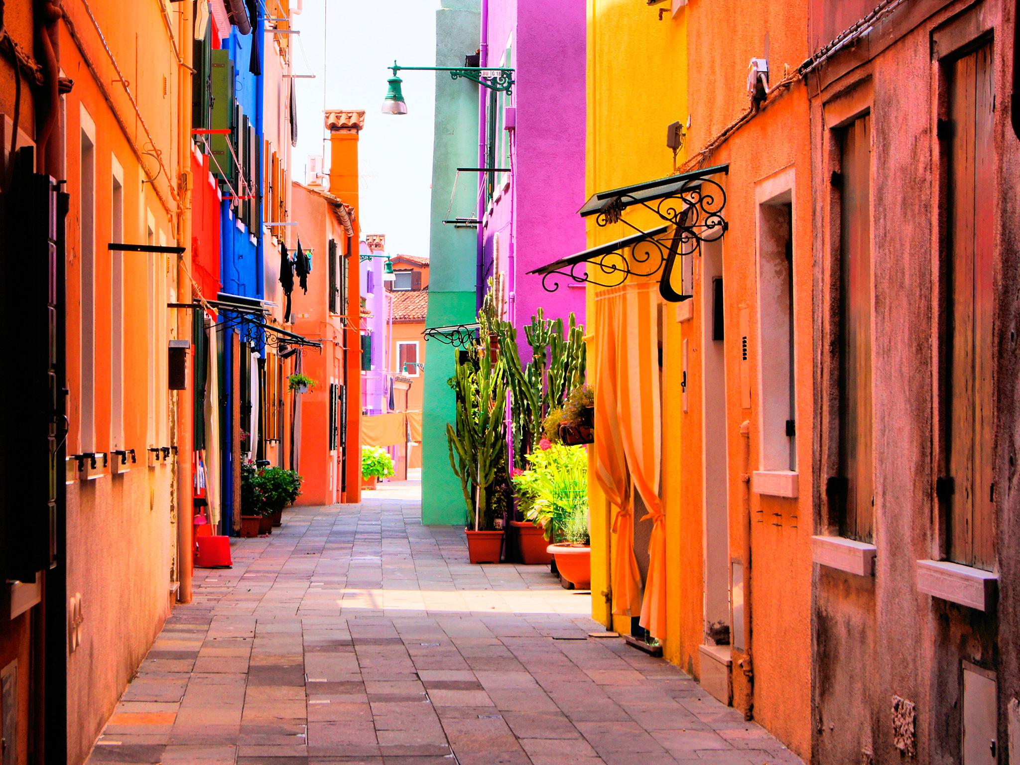 фото улицы италии