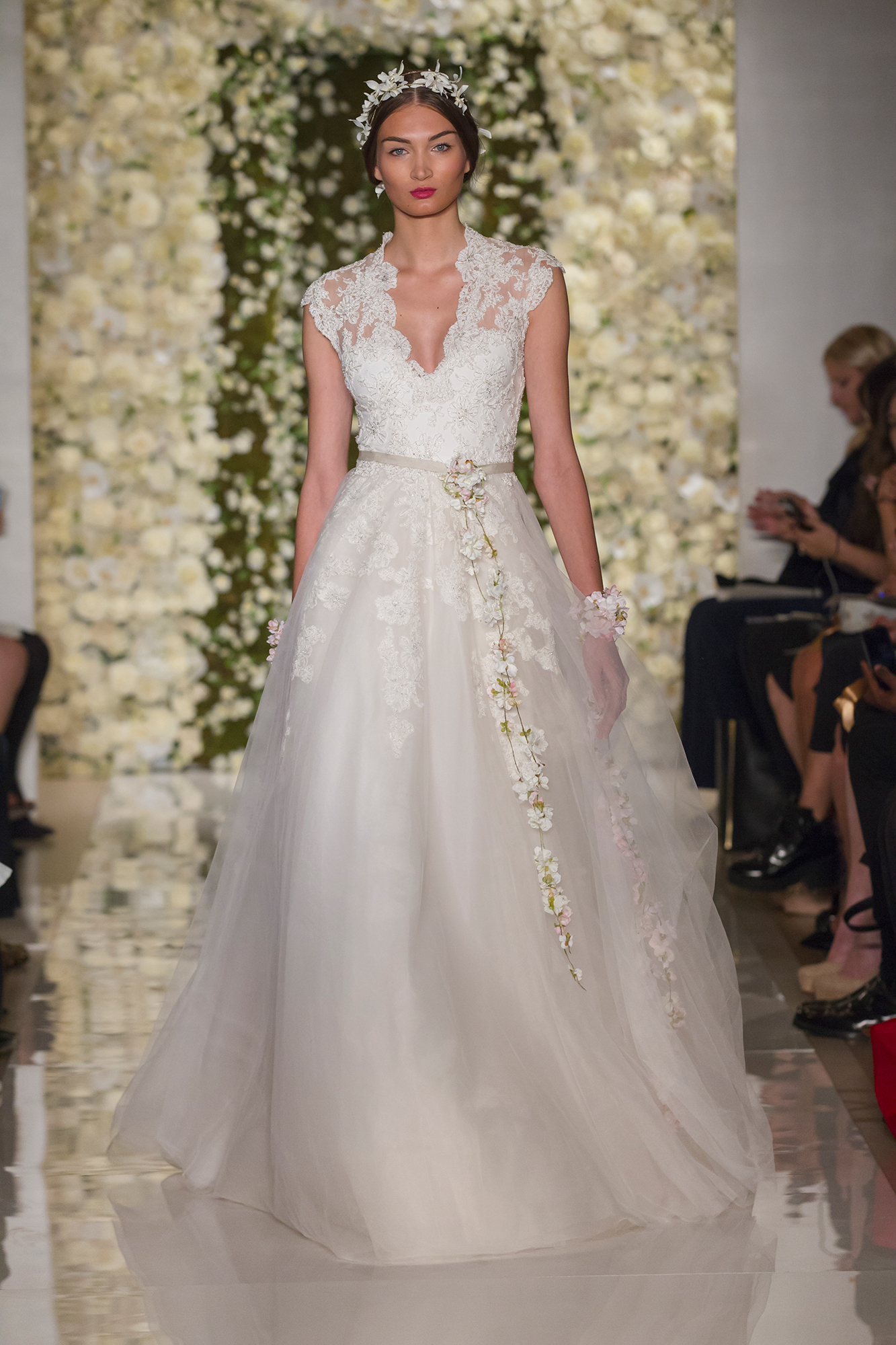 63d4b14d2078 The 25 Most-Pinned Wedding Dresses Of 2015 | HuffPost Life