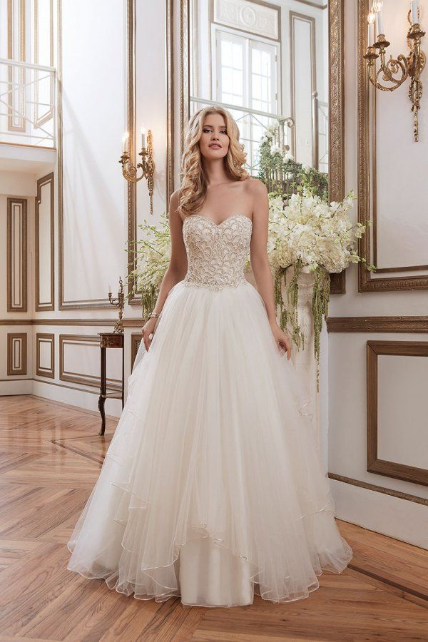 The 25 Most Pinned Wedding Dresses Of 2015 Huffpost Life